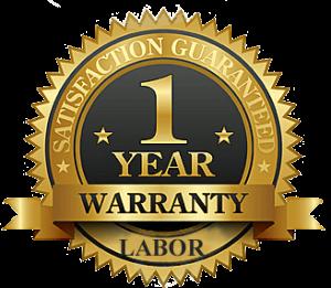 1year warranty