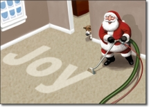 How To Keep Your Carpet And Tile Clean During The Holidays